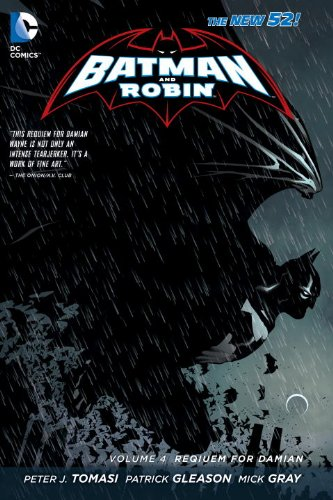 Batman and Robin Vol. 4: Requiem for Damian (The 52) at Gotham City Store