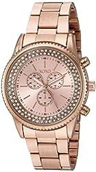 XOXO Women's XO262 Analog Display Analog Quartz Rose Gold Watch