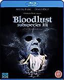 Subspecies 3 - Bloodlust (Region Free) [PAL] [Blu-ray]