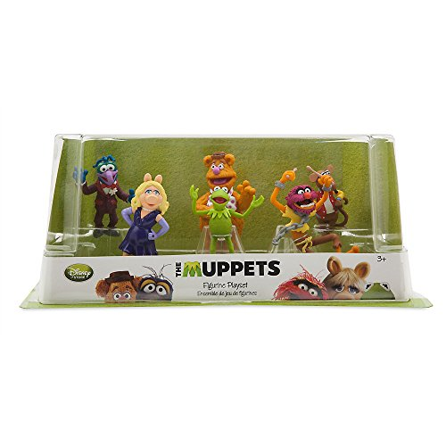 Ufficiale Disney Muppets 6 Figurine Playset