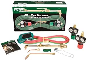 Thermadyne 0384-2045 Victor 510/540 Performer Medium Duty Oxy Fuel Outfit
