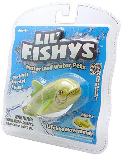 Lil Fishy Bubba Toy