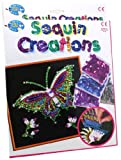 Art And Craft Sequin Creations - Butterfly