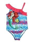 Disney The Little Mermaid Ariel Little Girls Swimsuit