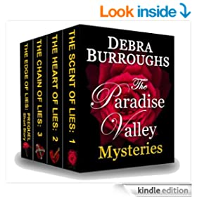 Paradise Valley Mysteries Boxed Set: Books 1 to 3 plus a BONUS Prequel Short Story (Paradise Valley Mysteries, Books 1 to 3)
