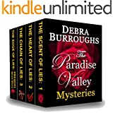 Paradise Valley Mysteries Boxed Set: Books 1 to 3 plus a BONUS Prequel Short Story (Paradise Valley Mysteries Box Set)