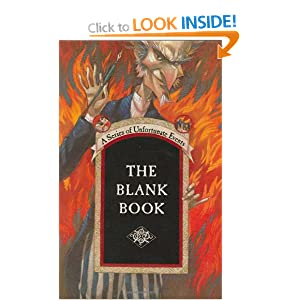 the blank book lemony snicket pdf
