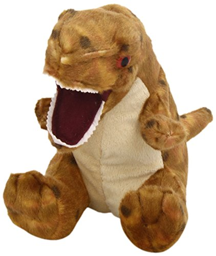 "Wild Republic CK-Mini T-Rex 8"" Animal Plush"