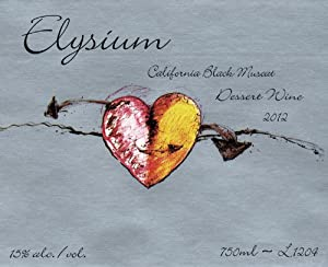 2012 Quady Elysium Black Muscat 750ml