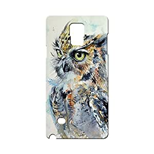 BLUEDIO Designer Printed Back case cover for Samsung Galaxy Note 4 - G1981