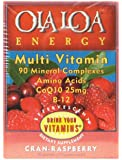 Ola Loa Energy Drink Mix, Cran Raspberry, 30 Count