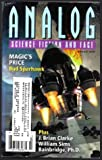 Analog Science Fiction and Fact, March 2001 (Volume CXXI, No. 3)