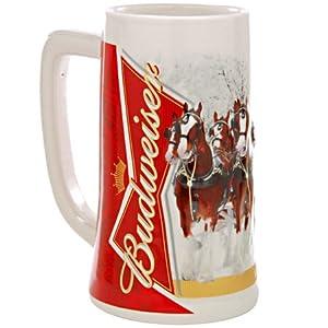 Amazon.com   Budweiser Bud Stein 2012: Beer Mugs: Beer Mugs & Steins