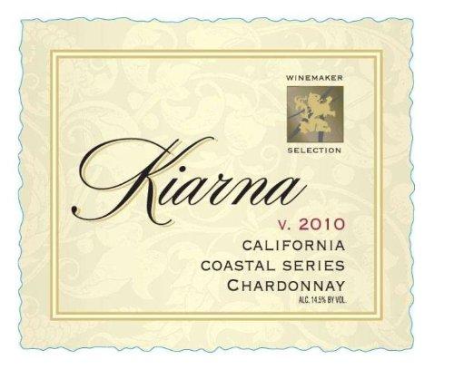 2010 Kiarna Chardonnay, California 750 Ml