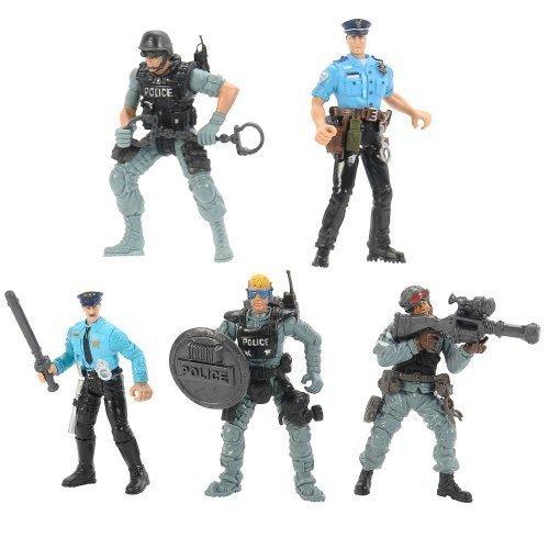 Geoffrey True Heroes Emergency Hero Police 5 Pack at Sears.com