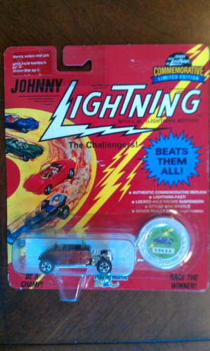 Johnny Lightning the Challengers DIE Cast CAR Classic 32 Roadster - 1