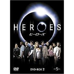 HEROES / �q�[���[�Y DVD-BOX 2