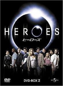 HEROES / ヒーローズ DVD-BOX 2
