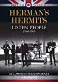 British Invasion: Herman's Hermits - Listen People, 1964-1969 (Sous-titres français) [Import]