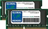 512MB (2 x 256MB) PC100/133 SDRAM SODIMM MEMORY RAM KIT FOR POWERBOOK G3 & TITANIUM POWERBOOK G4