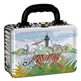 Wildlife Metal Lunch Box