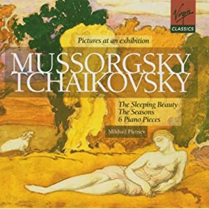 Mussorgsky: Pictures at an Exhibition; Tchaikovsky: The Seasons, Sleeping Beauty