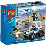 LEGO City 7279 - Colección de Minifiguras de Policía