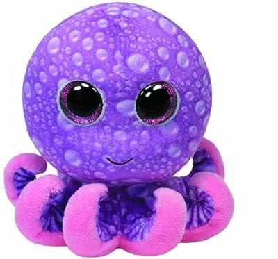 Ty Beanie Boos Legs Purple Octopus Regular Plush by Ty Beanie Boos