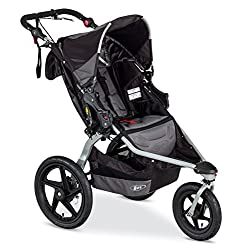 BOB Revolution Pro Single Stroller Black