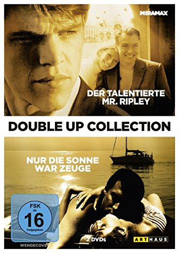Double Up Collection: Der talentierte Mr. Ripley / Nur die Sonne war Zeuge [2 DVDs]