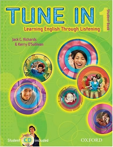 Tune In 1 Student Book with Student CD: Learning English Through Listening