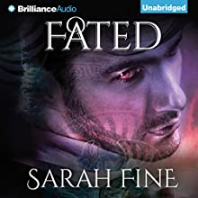 Fated: Servants of Fate, Book 3 (       UNABRIDGED) by Sarah Fine Narrated by Emily Foster