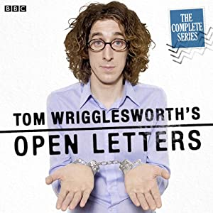 Tom Wrigglesworth's Open Letters: Complete Series 1 Radio/TV Program