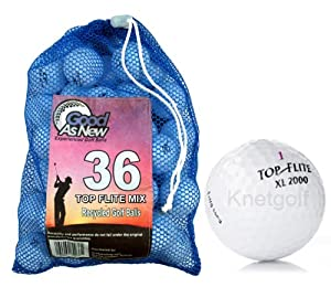 Top-Flite Top Flite Pre-owned Golf Ball Mix (36 pack) at Sears.com