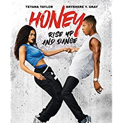 Honey: Rise Up & Dance [Blu-ray]