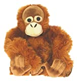 Orangutan DeLuxe 45cm/17.5in. Soft Toy
