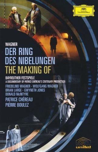 Wagner - the Making of Der Ring Des Nibelungen [DVD] [2005] [Region 1] [NTSC]