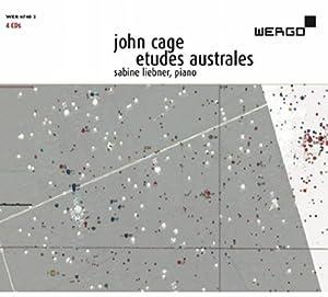 John Cage: Etudes Australes Books I-IV