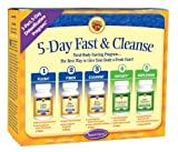Nature&#039;s Secret 5-Day Fast and Cleanse Kit