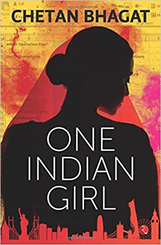 One Indian Girl by Chetan Bhagat Free PDF Download