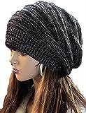 シンプル カジュアル ニット 帽 デザイン 帽子