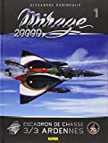 Mirage 2000D : Escadron de chasse 3/3 Ardennes