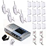 AAS-V200 Wireless Home Security Alarm System Kit DIY (R)