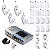 AAS-V200 Wireless Home Security Alarm System Kit DIY (R)
