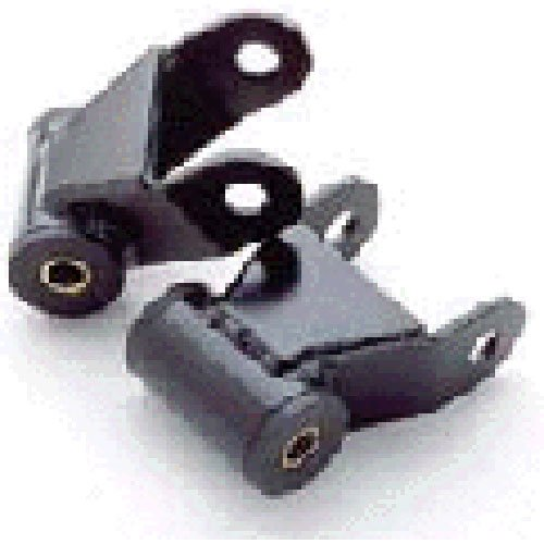 Ground Force 91142 Rear Drop Shackle Kit (2005 Dodge Ram Lowering compare prices)