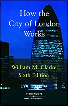 An introduction to the city of londons financial services and markets