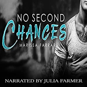 No Second Chances Audiobook