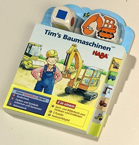 tims-baumaschinen-spiel-buch