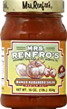 Renfro Fine Foods Salsa, Mango Habanero, 16-Ounce (Pack of 6)