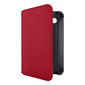 Belkin Bi-Fold Case with Stand for Samsung Galaxy Tab 2 - 7.0 inch (Red)